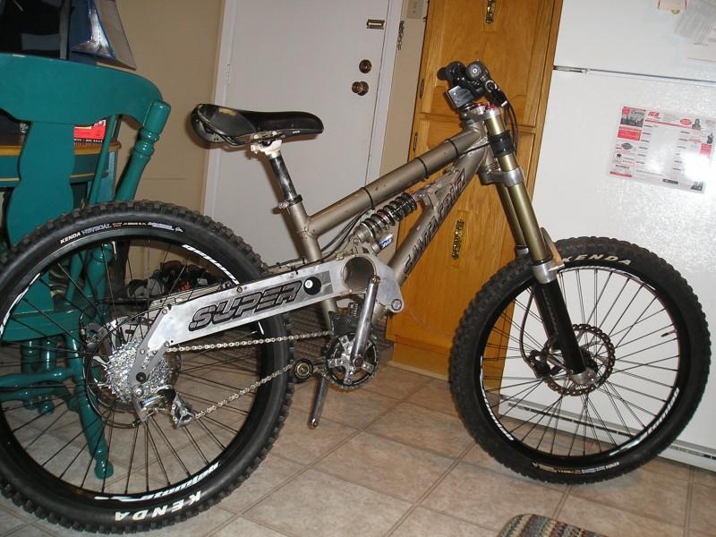 Old school dh bikes mtbr santa cruz super 8 thecheapjerseys Gallery