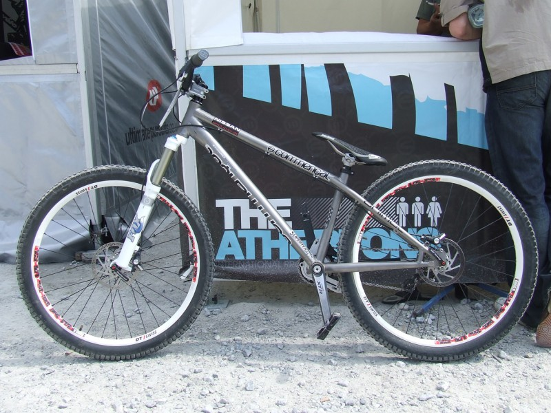 Most bling/boutique jump bike? – Singletrack Magazine