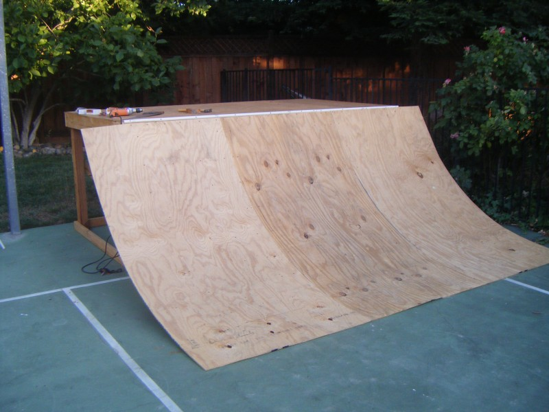Backyard Bmx Jumps i want to make a trick jump in my yard. | ridemonkey forums